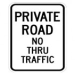 Road/Street Parking Signs (3)